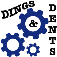 Dings & Dents – October 2016