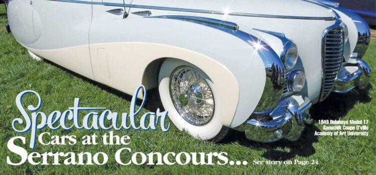 Cover Story: Serrano Concours, November 2016