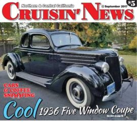 Cars & Coffee Snooping: Cool 1936 Five Window Coupe