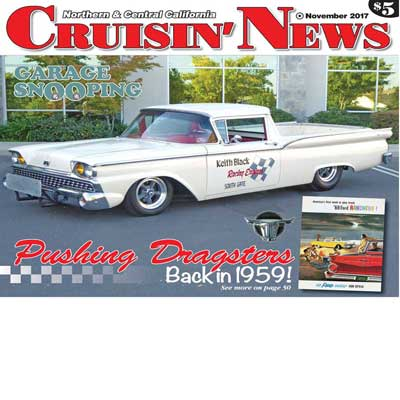 Garage Snooping: Pushing Dragsters Back in 1959! | Cruisin' News