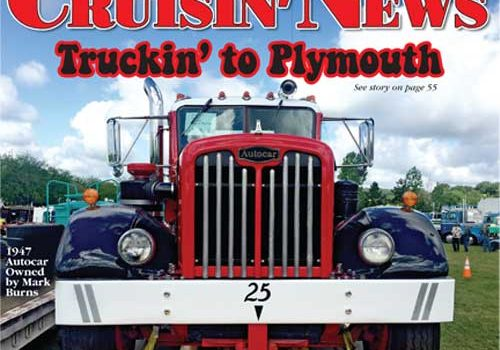 Cover Story: Truckin' to Plymouth