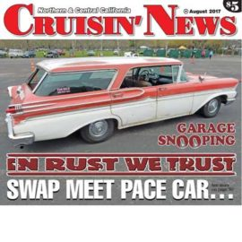 Garage Snooping: Swap Meet Pace Car